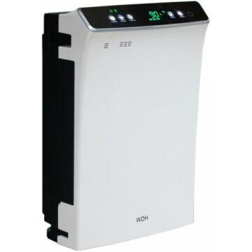 Aktobis Légtisztító: ózon funkció, HEPA és aktív szénszűrő, UV fény, anioncsere