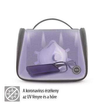 59S fertőtlenítő táska UV-C fénnyel