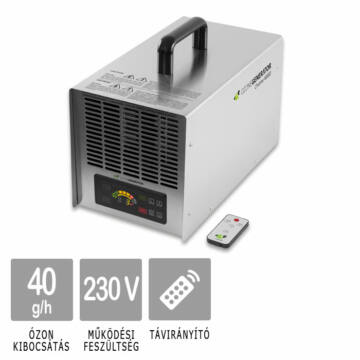 OZONEGENERATOR Chrome 40000