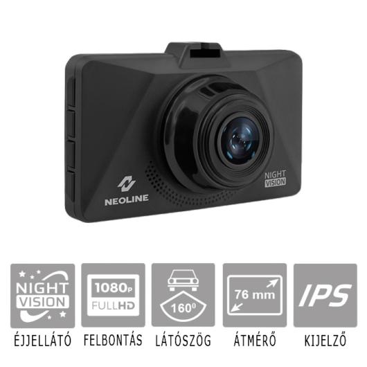 neoline s39 menetrögzítő kamera