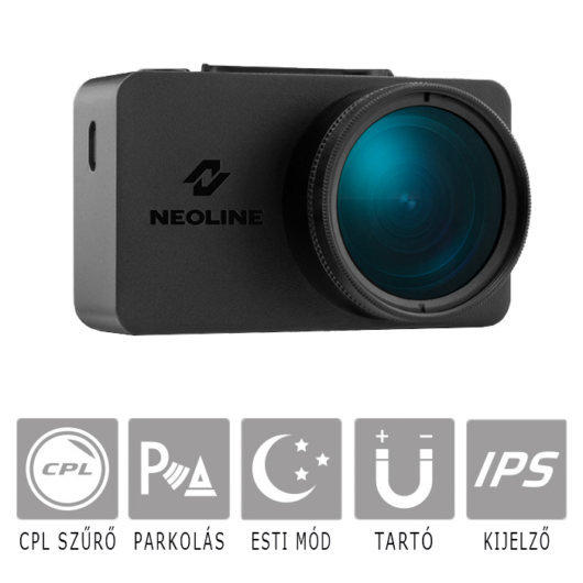 Neoline gt-x72 menetrögzítő kamera