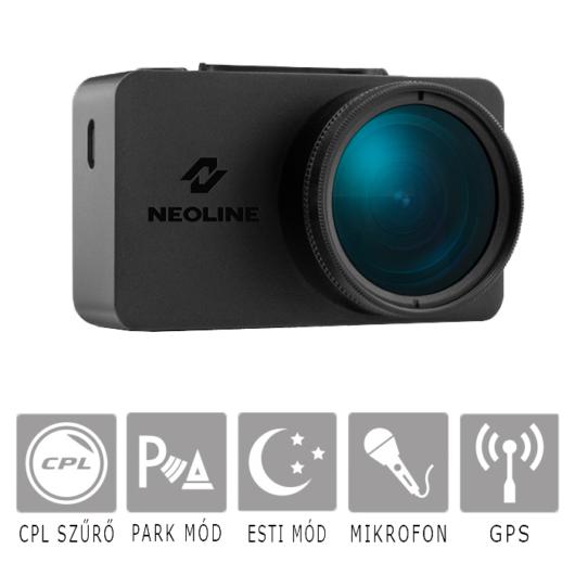 Neoline gt-x74 menetrögzítő kamera