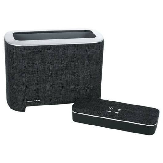 macAudio BT Elite 5000: 2 az 1-ben bluetooth hangszóró