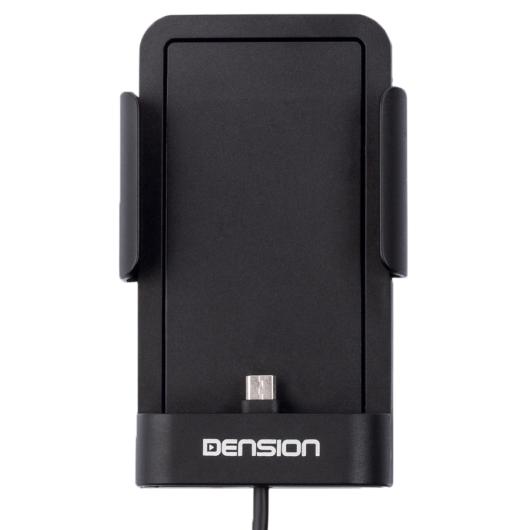 Dension Micro-USB Cradle - tartó okostelefonnak
