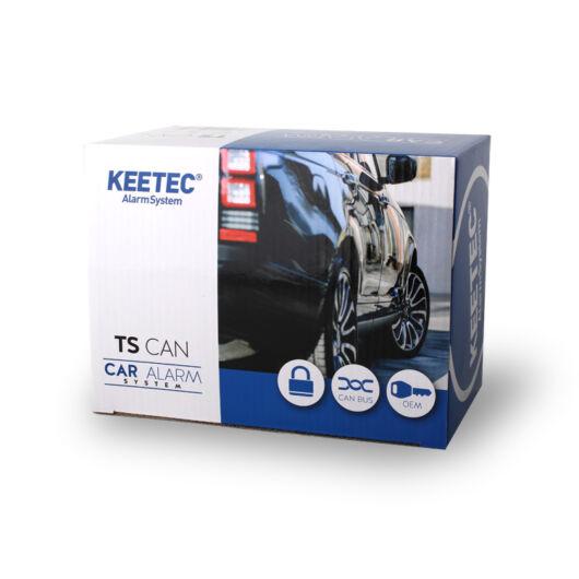 Keetec TS CAN autóriasztó