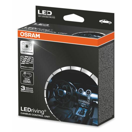 Osram Canbus Control Unit 50W ellenállás LEDCBCTRL103 2db/csomag