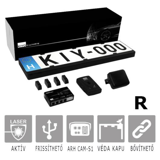 traffipax jelző és radardetektor, GPS rendszer
