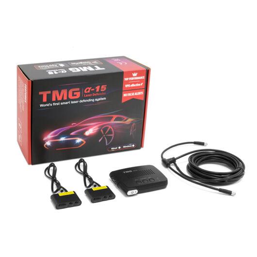 TMG Alpha15-2: Aktív lézeres traffipaxvédelmi termék