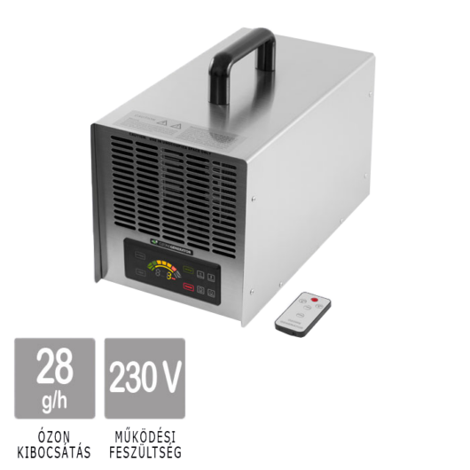 Ózongenerátor Chrome 28000