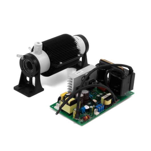 ózoncső és transzformátor BlackPool 5000 ózongenerátor készülékhez
