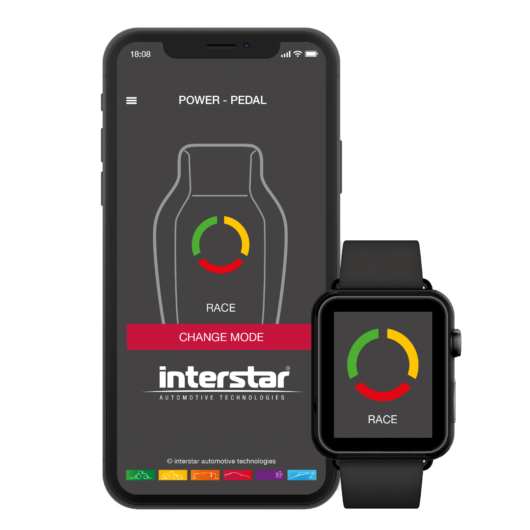 interstar PowerPedal gázpedáltuning