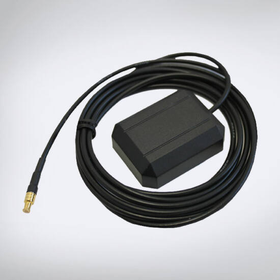 Külső GPS antenna 5m vezetékkel, MCX csatlakozóval