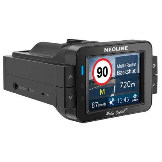 Neoline X-COP 9100s radardetektor  és menetrögzítő kamera