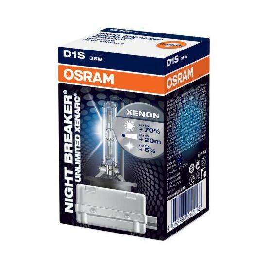 Osram Xenarc Night Breaker Unlimited 66140XNB D1S +70%
