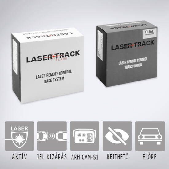 LaserTrack Flare