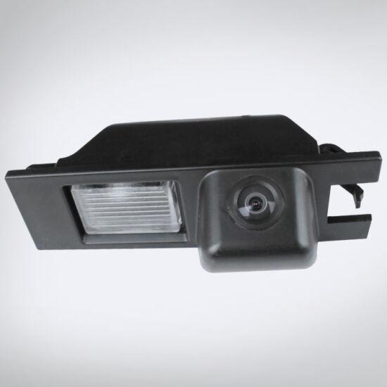 ABM járműspecifikus tolatókamera Opel típusokhoz (Corsa D, Astra H/J, Meriva)