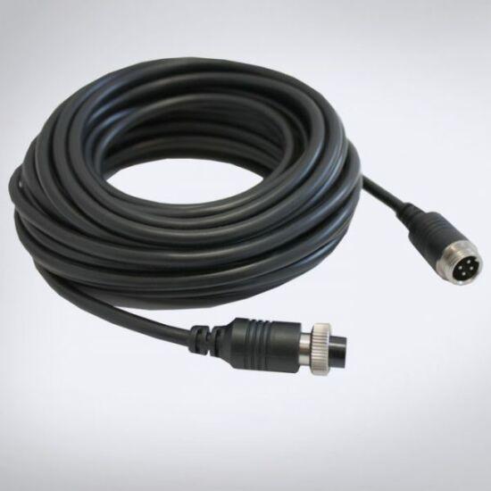 ABM hosszabbító kábel tolatókamera hosszabbító kábel (vízhatlan 15 méter)