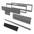 Kép 1/4 - Speciális perspex lap egyedi méretben (504x47)